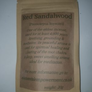 Red Sandalwood (20gram bags)